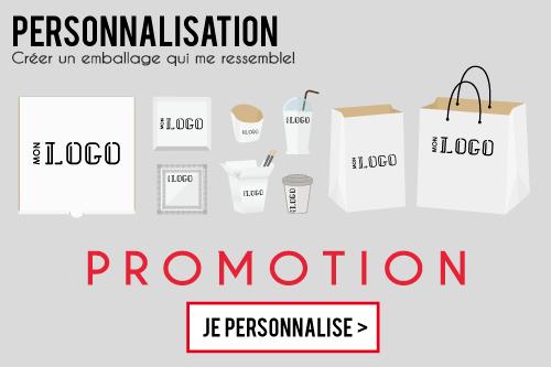 Personnalisation emballage